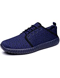 Lightweight Fashion Sneakers Casual Walking Shoes Kids...