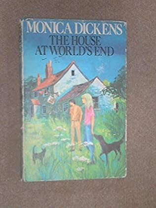 book cover of The House At World\'s End