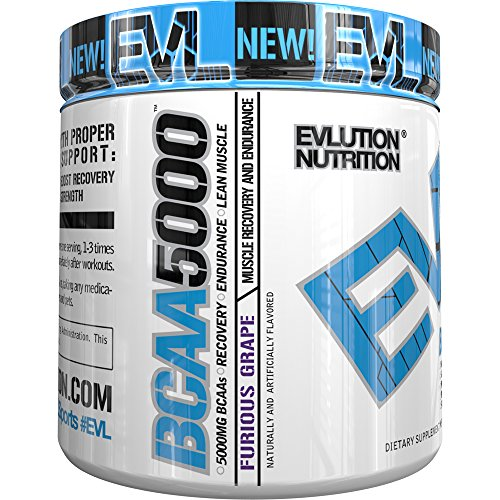 Evlution Nutrition BCAA5000 Servings Furious
