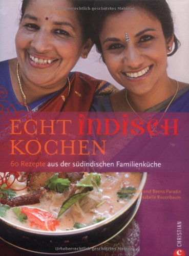 Echt indisch kochen