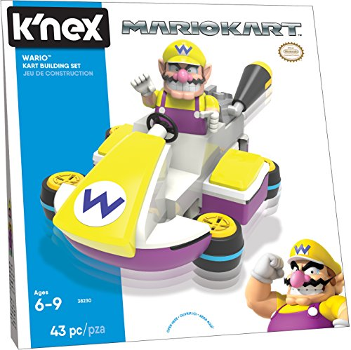 Nintendo Mario Kart Wario Kart Building Set