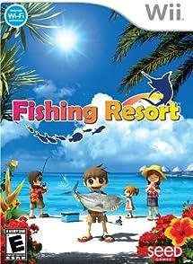 Fishing Resort - Nintendo Wii: Xseed Jks Inc: Video     - Amazon com