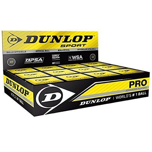 Dunlop Sports Pro XX Squash Ball - Dozen Pack