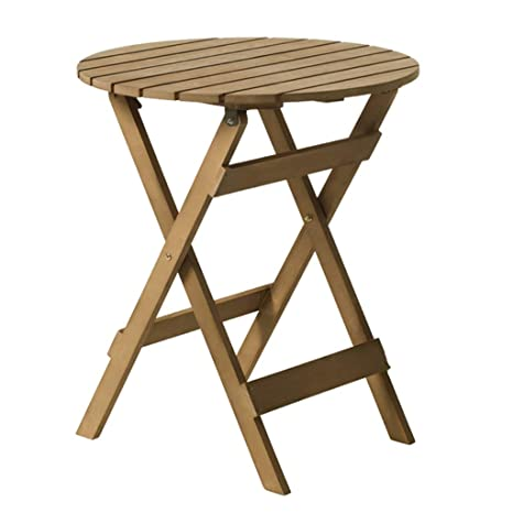Amazon.com: Mesa de escritorio plegable mesa comedor ...