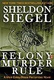 Felony Murder Rule (Mike Daley/Rosie Fernandez Mystery) (Volume 8)