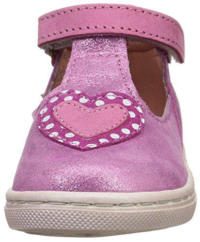 Aster Rakel Baby Mädchen Babyschuhe - Lauflernschuhe Pink - Rosa