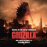 Original Soundtrack Godzilla (Gatefold Sleeve) [180 gm 2LP black Vinyl] [Vinilo]