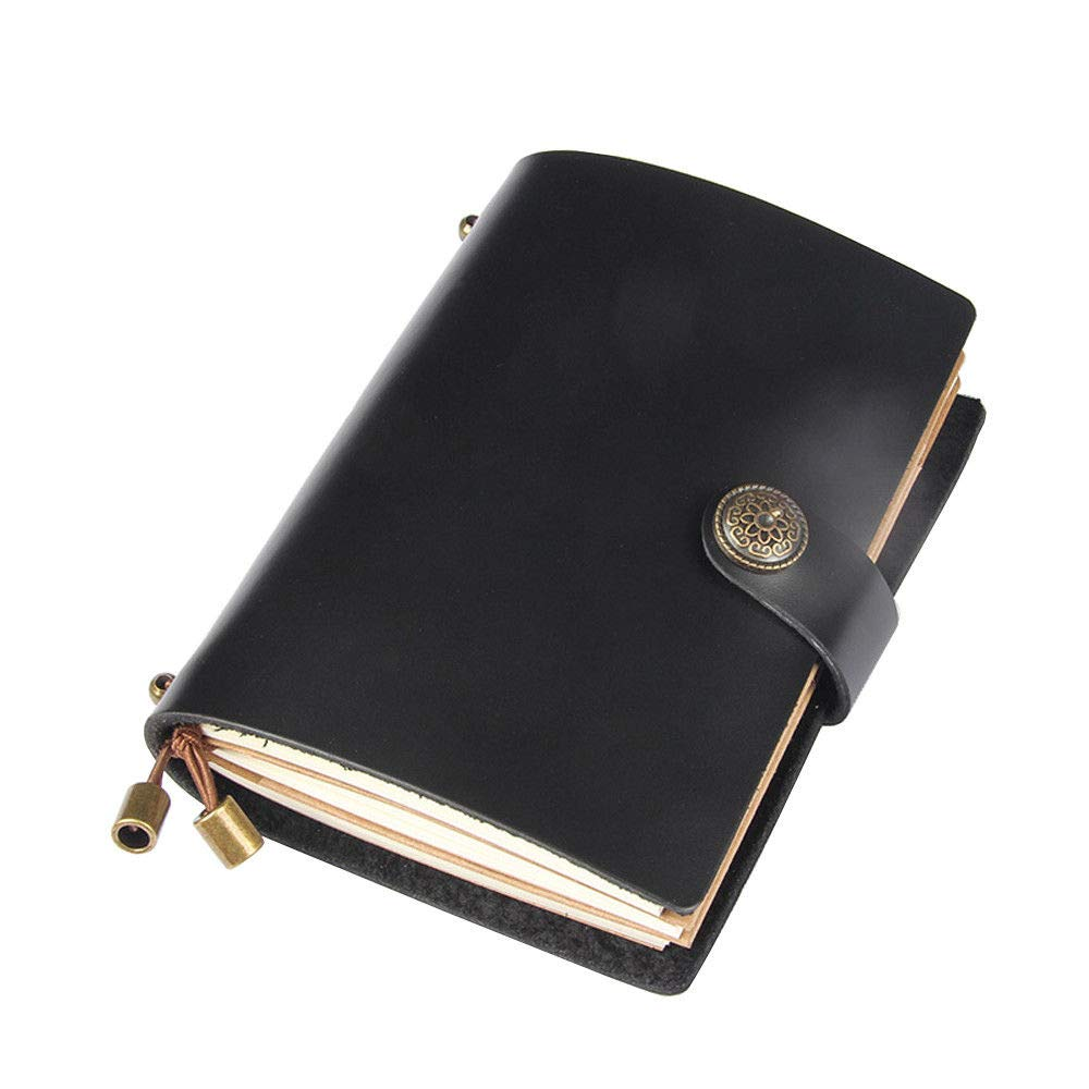 Writing Refillable Journal Notebook Diary size5.3'' x 4'' (5)