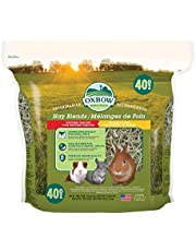 Oxbow O153 Hay Blends - Western Timothy & Orchard Grass Food, 40oz