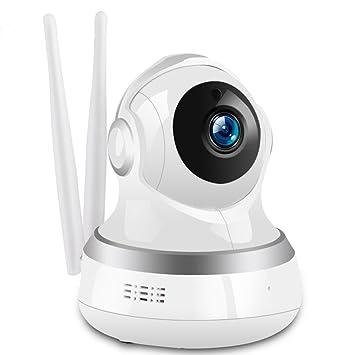 Cámara Wifi De Seguridad Inalámbrica Avanzada 1080P HD / Smart Infant / Monitor De Mascotas / Cámara De Seguridad ...