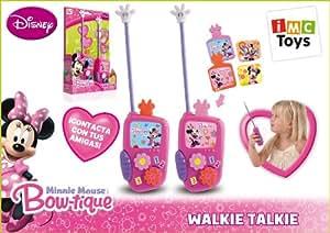 Minnie Walkie Talkie