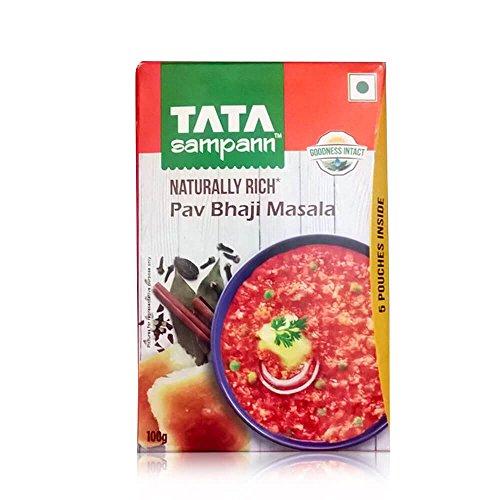 Tata Sampann Indian Spices Pav Bhaji Masala