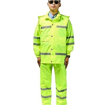 Trench Coat | resistente al agua chubasquero con capucha y ...