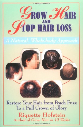 Grow Hair and Stop Hair Loss