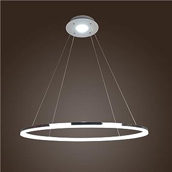 homelava lmpara colgante led iluminacin dimetro cm para saln comedor oficina