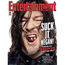 Entertainment Weekly January 19 2018 Norman Reedus The Walking Dead cover. Suck It Began