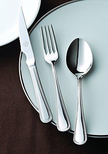 Amazon.com: idurgo Milan Ref. Juego de cubiertos de acero ...