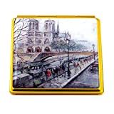 Souvenirs of France - Notre Dame de Paris Mirror