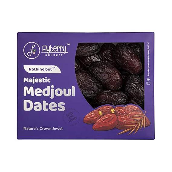 Flyberry Gourmet Medjoul Dates 1 Kg