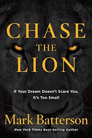 book cover of Chase the Lion
