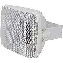 FC4V-W compact 100V background speaker 4in, white