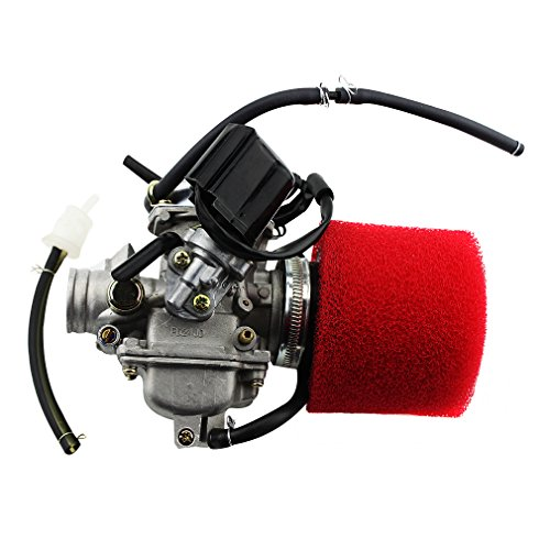 GOOFIT PD24J Carburetor with Air Filter for GY6 125cc 150cc - Import It All
