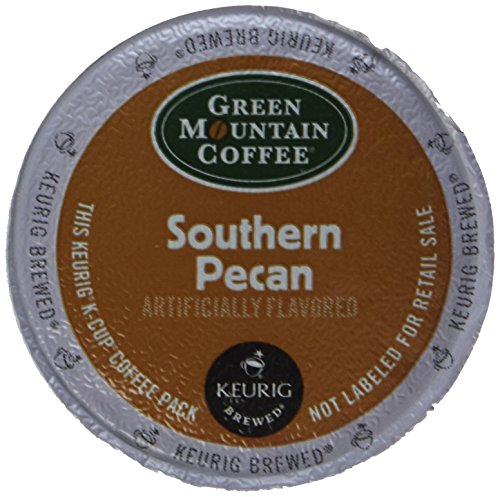 Green Mountain Coffee Southern Pecan, K-Cup Ration Pack for Keurig K-Cup Brewers 24-Count (Pack of 2)