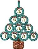 Knitting kit Christmas ringin Mominoki Wall hanging