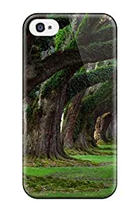 New HermanLWilliams Super Strong Nature Tpu Case Cover For Iphone 4/4s wangjiang maoyi