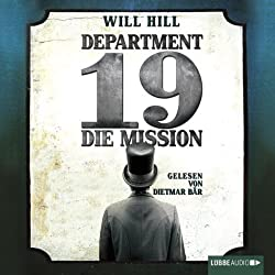 Department 19: Die Mission
