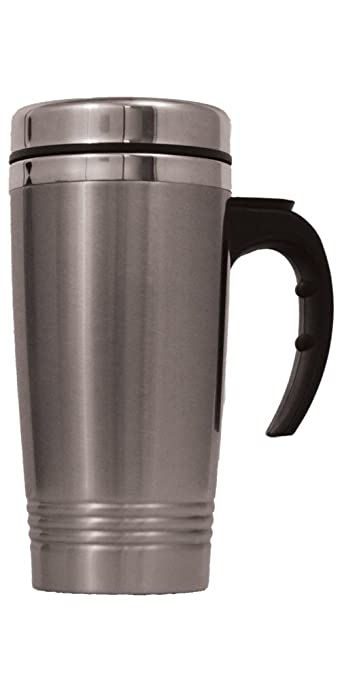 green canteen stainless steel travel mug 16ounce
