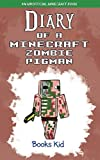 img - for Diary of a Minecraft Zombie Pigman: An Unofficial Minecraft Book book / textbook / text book