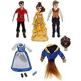 Disney Beauty and the Beast Mini Doll Set