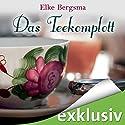 Das Teekomplott (Büttner und Hasenkrug ermitteln 2): Ein Ostfrieslandkrimi Audiobook by Elke Bergsma Narrated by Jürgen Holdorf