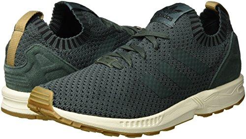Flux Ivy Gris Primeknit Sneakers Adidas gum Basses Zx Ivy utility Homme utility 7yAWfS5Wg