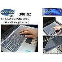 """Addison 300182, 13"""" / 15.4"""" Notebook Klavye Koruyucu"""