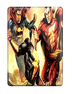 Fashionable Style Case Cover Skin For Ipad Air- Superman Dc