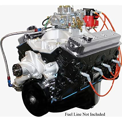 Amazon blueprint engines bp3830ctc1 small block chevy 383ci blueprint engines bp3830ctc1 small block chevy 383ci dress engine 405hp440tq malvernweather Choice Image