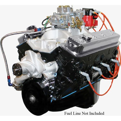 - Blueprint Engines BP3830CTC1 Small Block Chevy 383ci Dress Engine 405HP/440TQ
