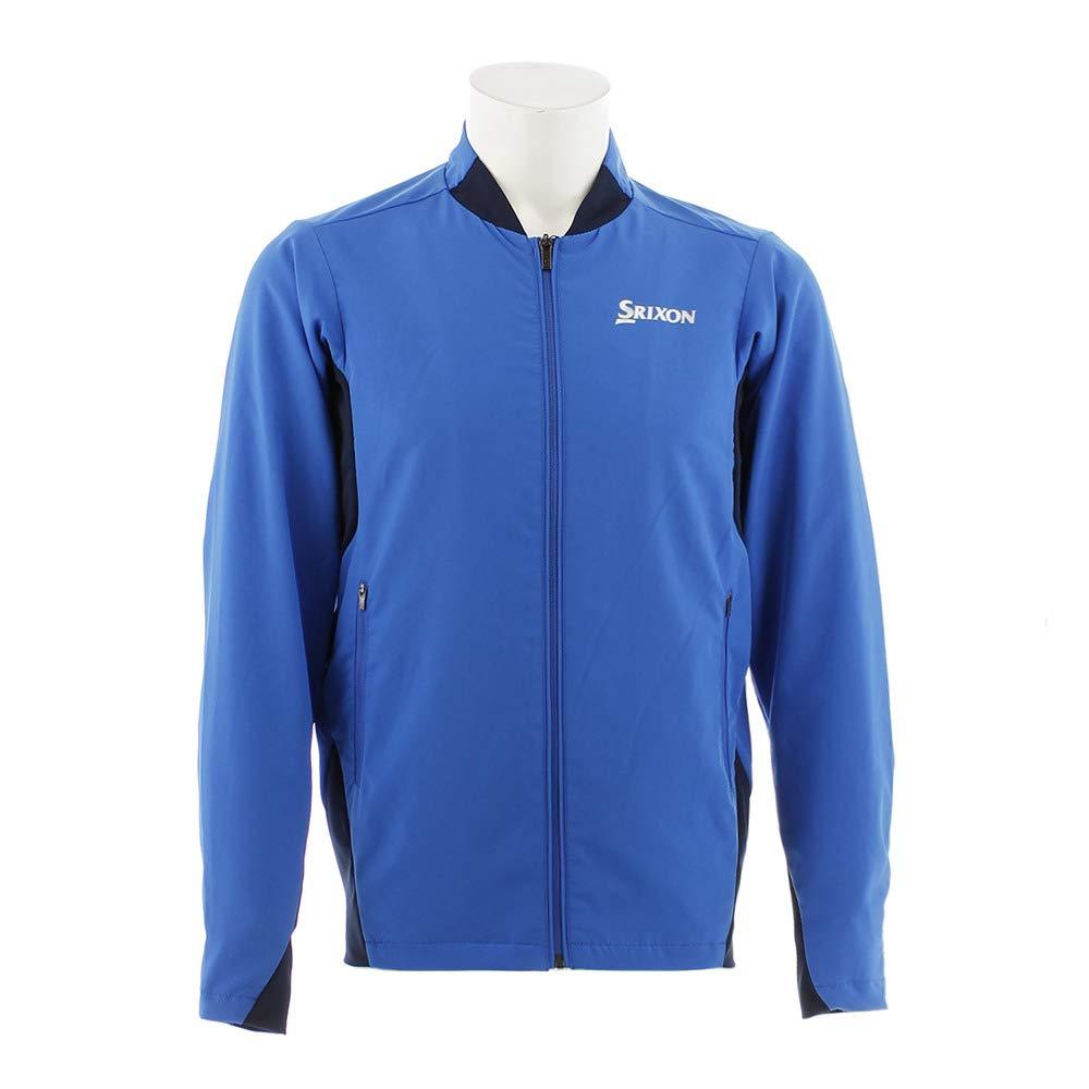 スリクソン(スリクソン) フルジップウインドジャケット RGMNJK01-BL00 (ブルー/3L/Men's)   B07NYZGNY1
