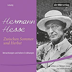 Zwischen Sommer und Herbst Hörbuch