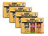Kirkland Signature Variety Snacking Nuts 1.6 oz.(pack of 4)