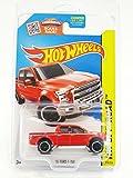 hot wheels ford f 150 - Hot Wheels 2015 HW Off-Road '15 Ford F-150 F150 Pickup Truck Red