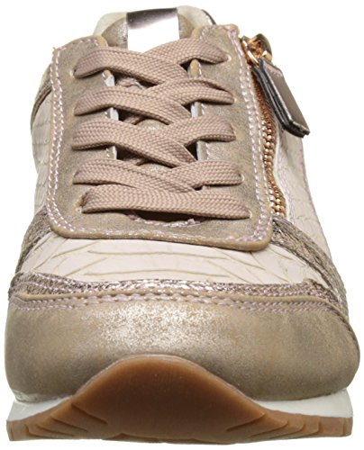 Sneaker gold Damen Rose 2794105 TOM TAILOR Pink xSwaFnqg1