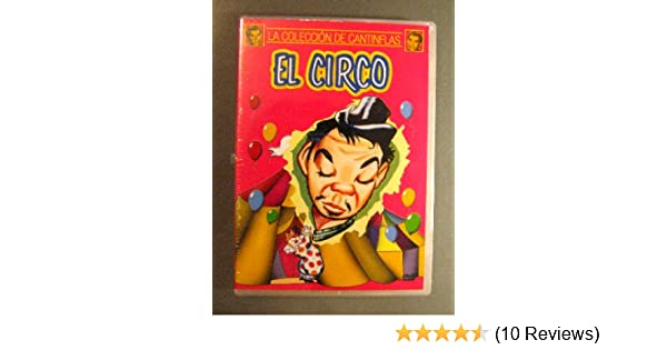 Amazon.com: El Circo [Import NTSC Region 4] Cantinflas: Cantinflas: Movies & TV