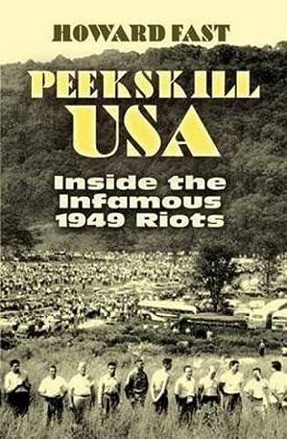 book cover of Peekskill: USA