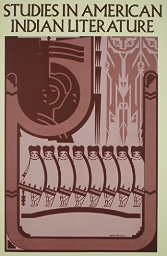 studies in american indian literature critical essays and course designs Native american literature: a selected bibliography  studies in american indian literature: critical essays and course designs  critical essays and course designs.