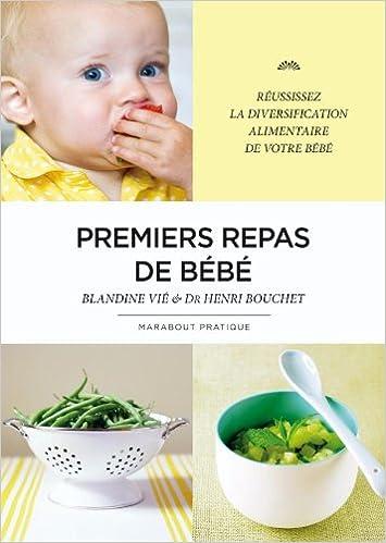 Télécharger en ligne Premiers repas pour bébé epub pdf