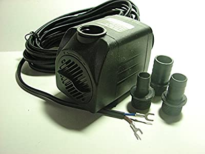 Fountain Pro WA-300-Low Voltage Fountain Pump