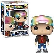 Boneco De Volta Para O Futuro Marty McFly In Future Outfit Special Edition Pop Funko 962 - SUIKA